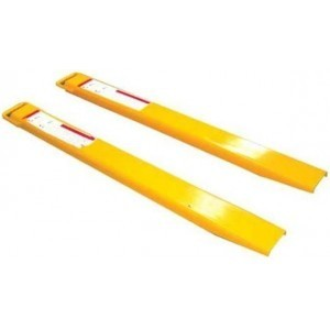 Forklift Fork Extensions EXT596 2435mm x 125mm