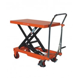 Scissor Lift Table Truck TF30 300kg 815mm x 500mm