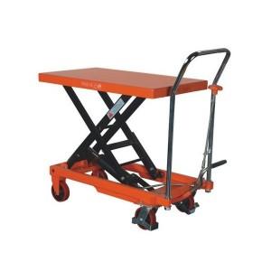 Scissor Lift Table Truck TF50 500kg 850mm x 500mm