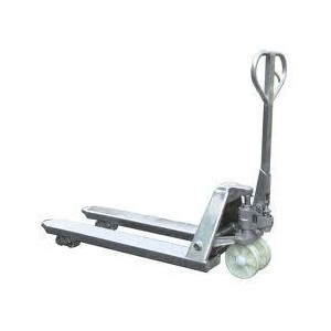 Closed Fork Stainless Steel Pallet Truck ACS20H