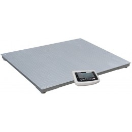 Platform Scale A12SS 1200 x 1200 Stainless Steel
