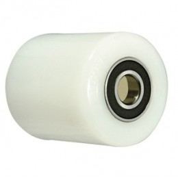 Single Nylon Load Roller With Bearings