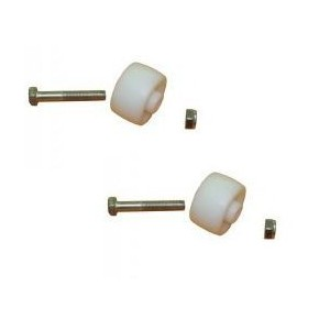 Front Entry Roller Kit (2 x Roller Axle Locking Nut)
