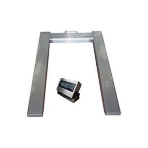 Pallet Weigher A12SS Stainless Steel U Frame 1200mm 500KG - 2000KG