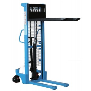 Special Offer Pallet Stacker SFH-1025C Manual Forklift 2.5M lift 1000KG Due to incorrect colour of our normal stock