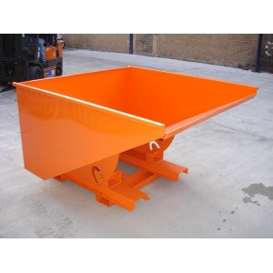 Forklift Combi Tipping Skip