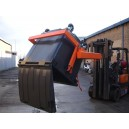 Fork Mounted Wheelie Bin Lifter/Tippler 600KG