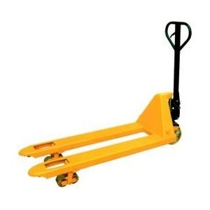 Special Offer Pallet Truck PT-15 Printers 450mm x 1220mm 2500KG Due to Light Scratches