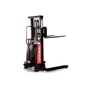 Straddle Leg Stacker SPN1035A-ES Semi Electric Adjustable Legs 3.5M Lift 1000KG