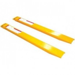 Forklift Fork Extensions EXT496 100mm x 2438mm