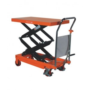 Double Scissor Lift Table Truck TFD35 500mm x 910mm 350KG