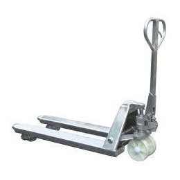 Pallet Truck ACS20H Closed Fork Stainless Steel 540mm x 1150mm 2000KG
