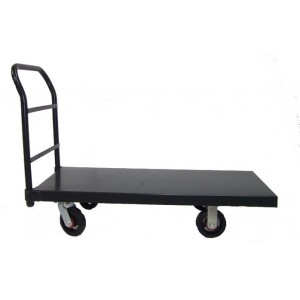 Flatbed Trolley HI3007 Heavy Duty Metal 500KG