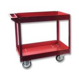 Service Cart D00317 2 Tray Trolley 100KG