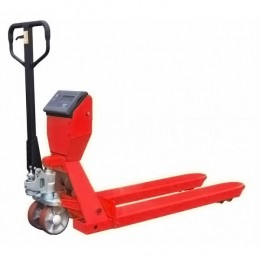 Pallet Truck LP7625 Hand Weigh Scale 550mm x 1150mm 2000KG x 1KG