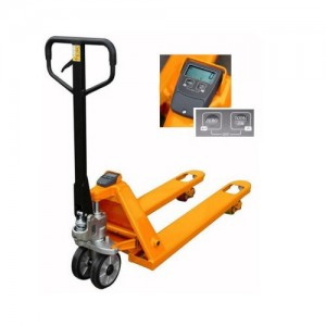 Pallet Truck HP-ESE20 Weigh Scale Hand 540mm x 1150mm 2000KG x 5KG